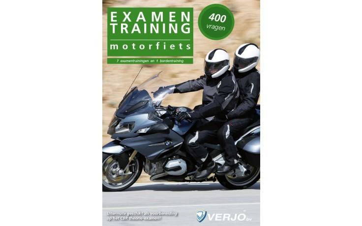 Examentraining motorfiets 400 vragen