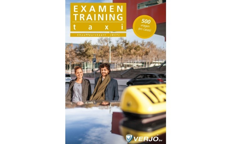 Examentraining taxi 500 vragen