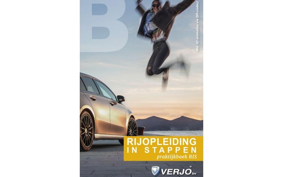 Rijopleiding in Stappen - praktijkboek RIS