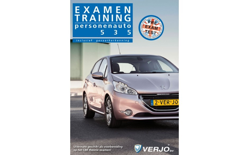 Pre-exam test passenger car 535 questions
