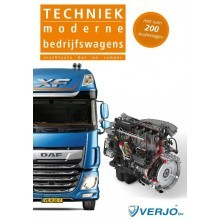 Techniek moderne bedrijfwagens incl. remschema