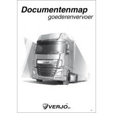Documentenmap goederenvervoer