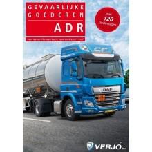 Wegvervoer gevaarlijke goederen ADR