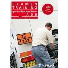 Examentraining gevaarlijke goederen ADR met 500 vragen en cases