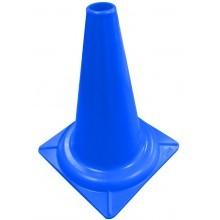 Verkeerskegel 32 cm blauw