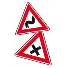 Junior bordjes J - waarschuwingen