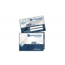 Theorycard 250 credits